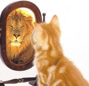Autoestima: técnica del espejo